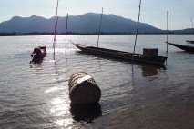 Mighty Mekong - view from Don Daeng to Phou Kao