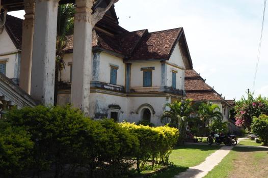 At Vat Muang Kang, Champasak