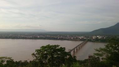 Mekong river - Japanese Bridge