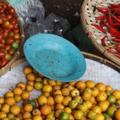Chilies, tomatoes