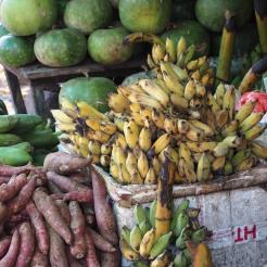 Bananas, pumpkins and more