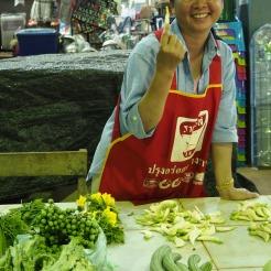 Market lady no. 2