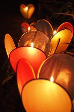 Colorful lanterns