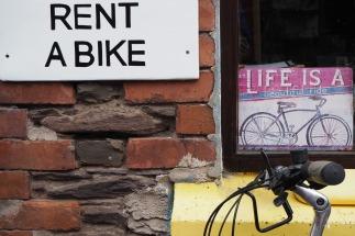 Dingle bike shop