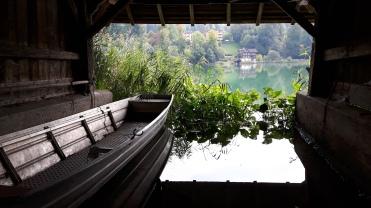 Boat house, Rotsee